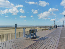 Belmar Boardwalk