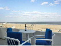 Belmar Beach View
