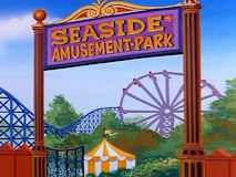 Seaside Heights Amusement Park